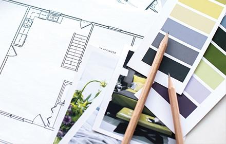 Lu0027architecture Et La Décoration Intérieure Et Extérieure