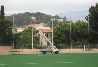 Toulon stade 2008